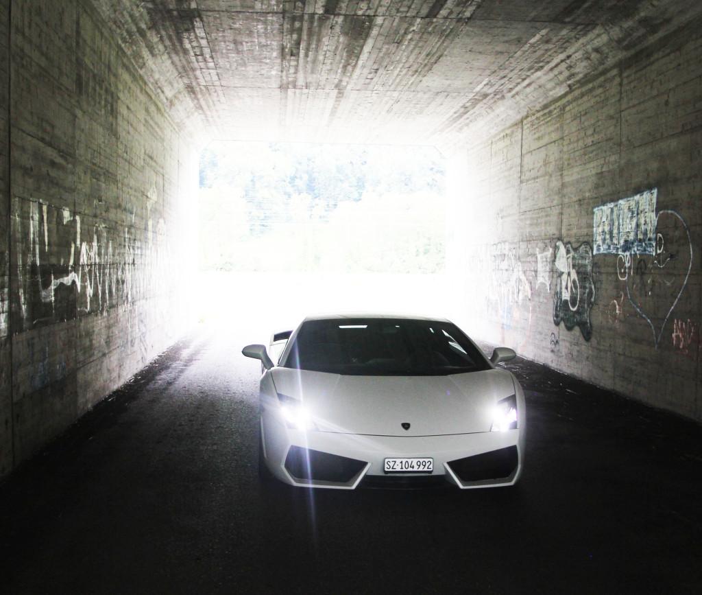Lamborghini Gallardo Vermietung in Zürich