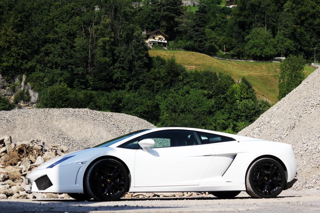 Lamborghini Gallardo ausleihen