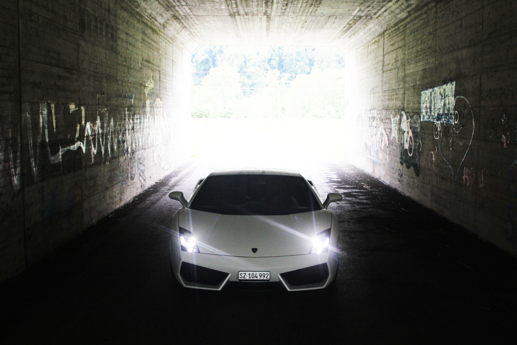 Lamborghini Gallardo mieten Zürich