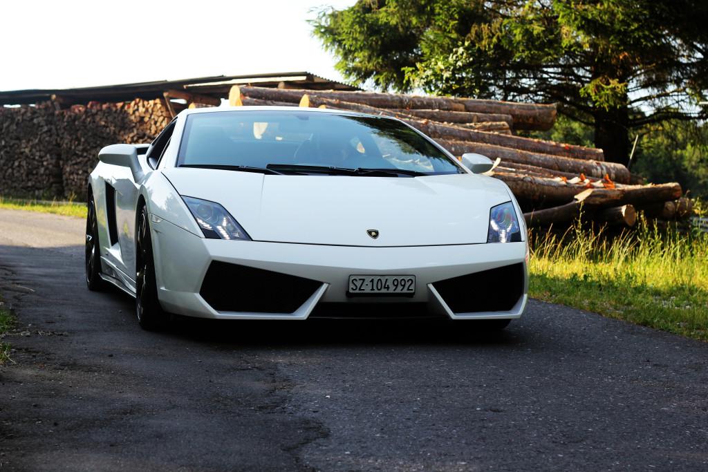 Lamborghini mieten Uster