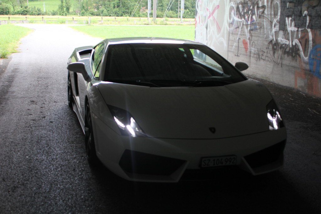 Lamborghini Vermietung Einsiedeln