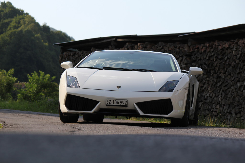 Lamborghini Vermietung Fehraltorf