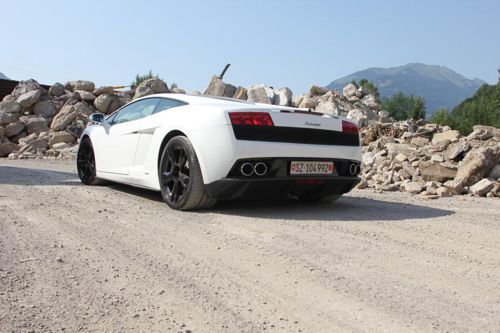 Lamborghini Vermietung Kilchberg