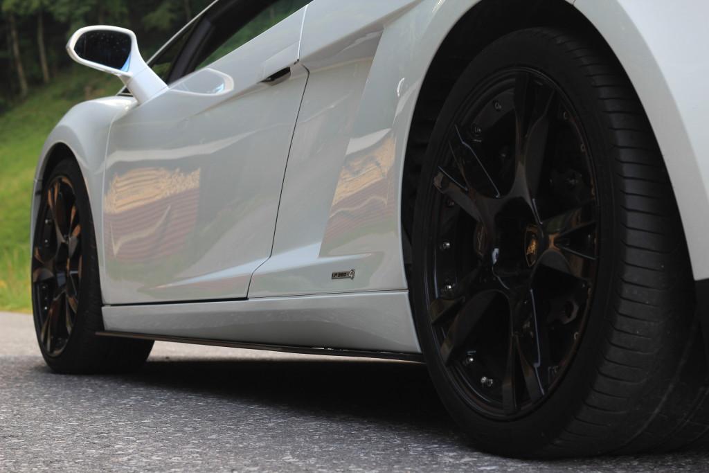 Lamborghini Vermietung Luzern