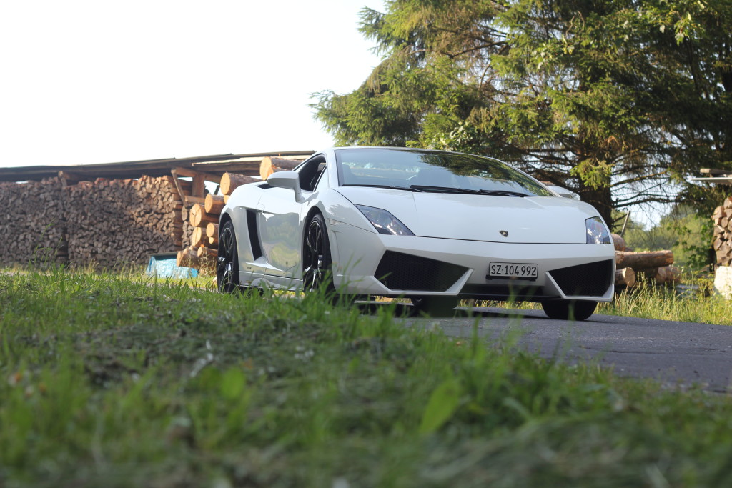 Lamborghini Vermietung Rüschlikon