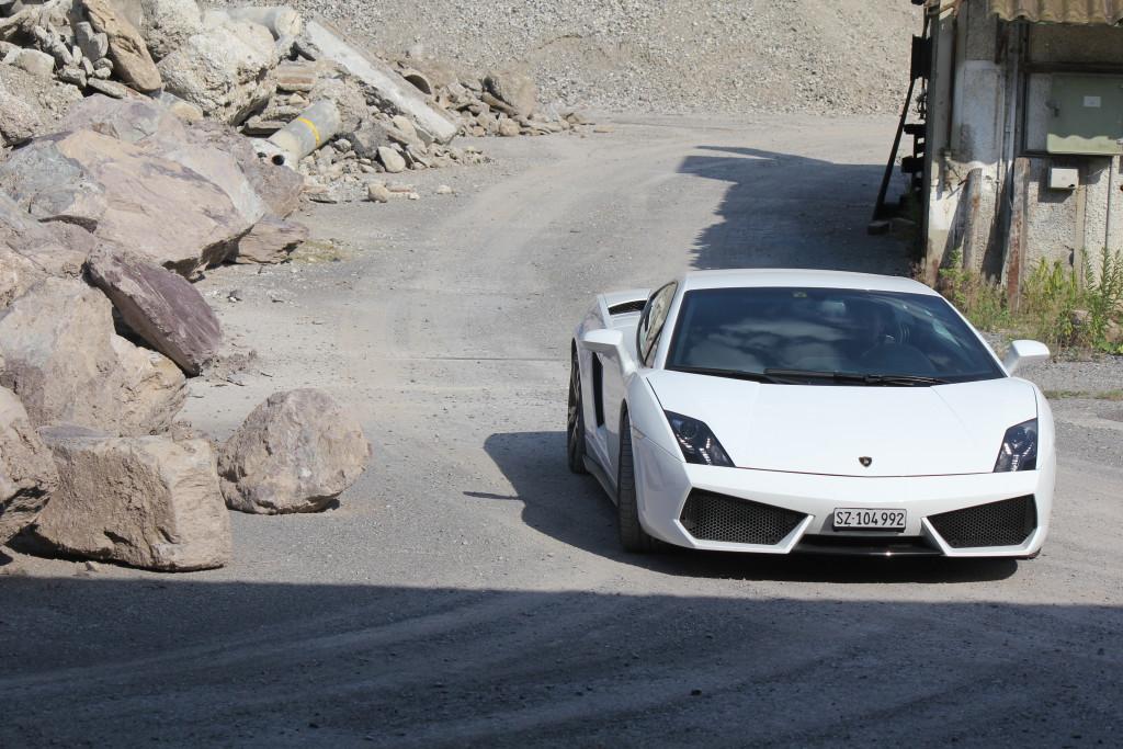 Lamborghini Vermietung Root