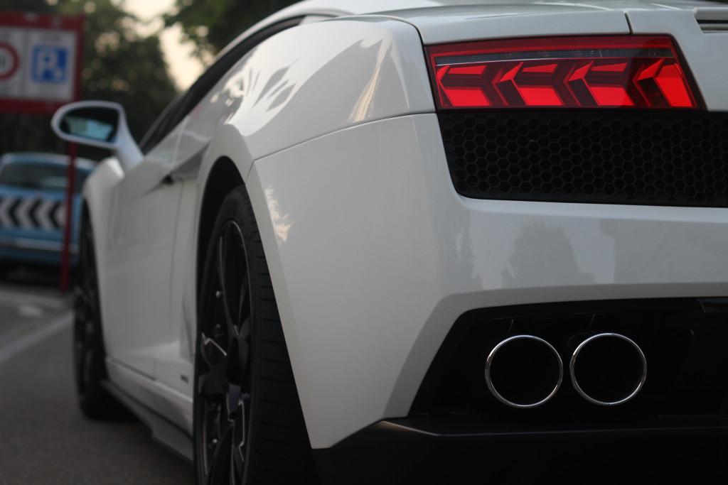 Lamborghini Vermietung Sachseln