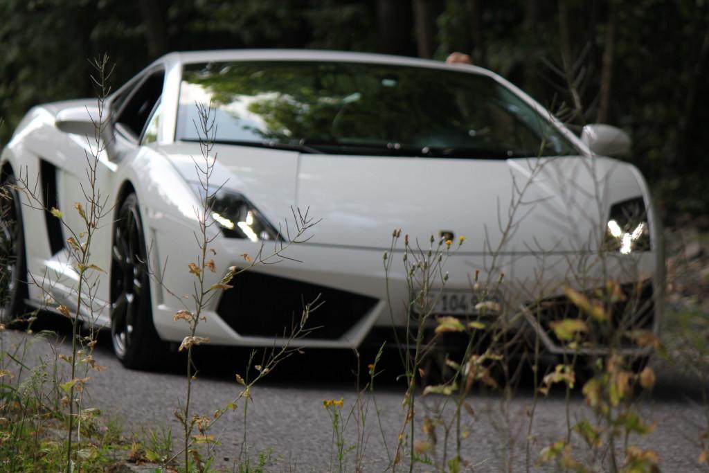 Lamborghini Vermietung Triesen