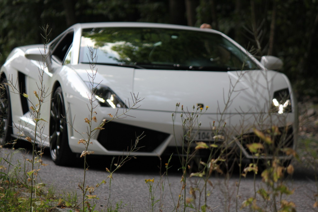 Lamborghini Vermietung Tuggen