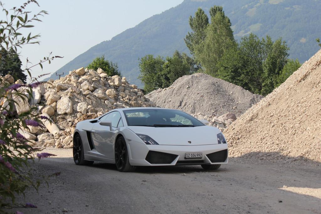 Lamborghini Vermietung Wädenswil