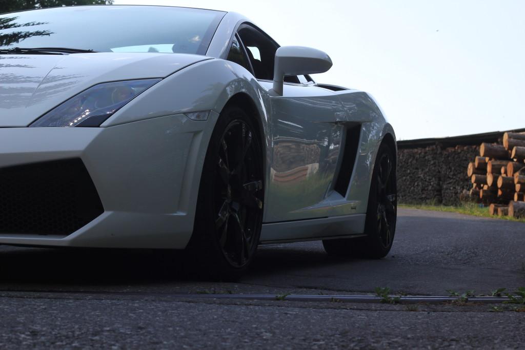 Lamborghini Vermietung Wald