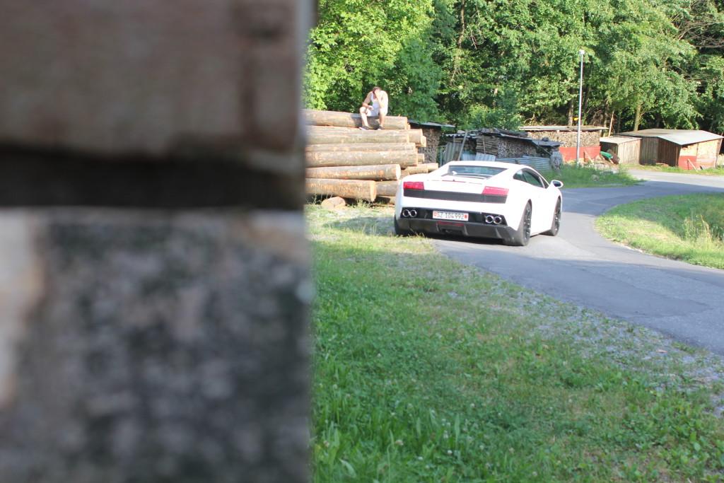 Lamborghini Vermietung Wartau