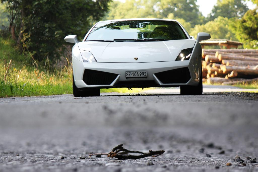 Lamborghini Vermietung Wollerau