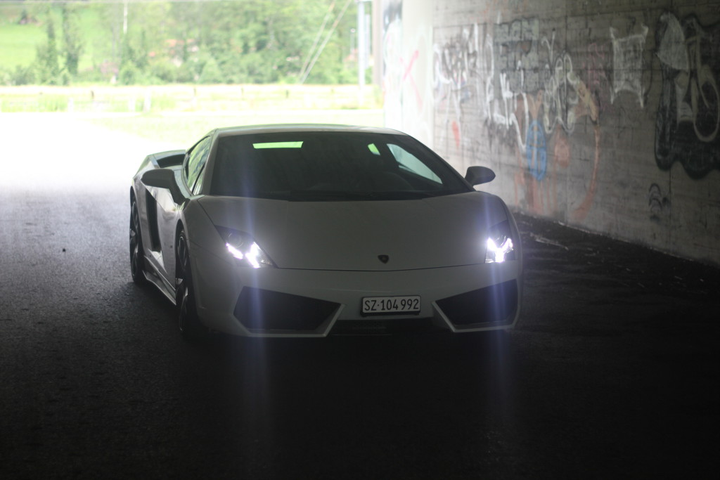 Lamborghini Vermietung Bülach