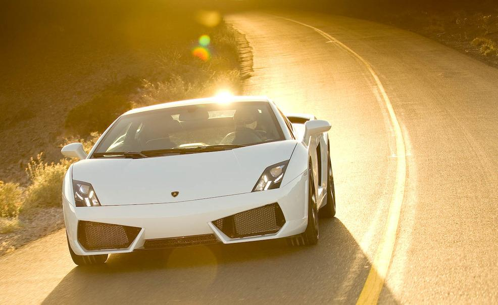 Lamborghini Vermietung Sirnach