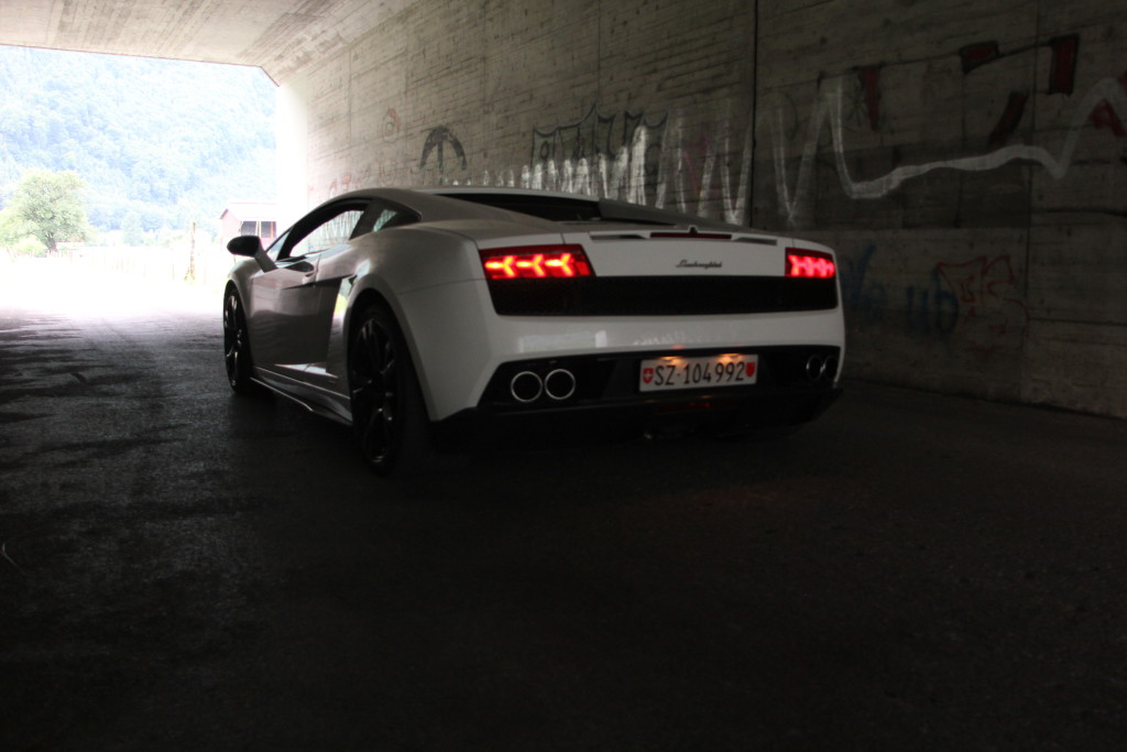 Lamborghini Vermietung Thurgau