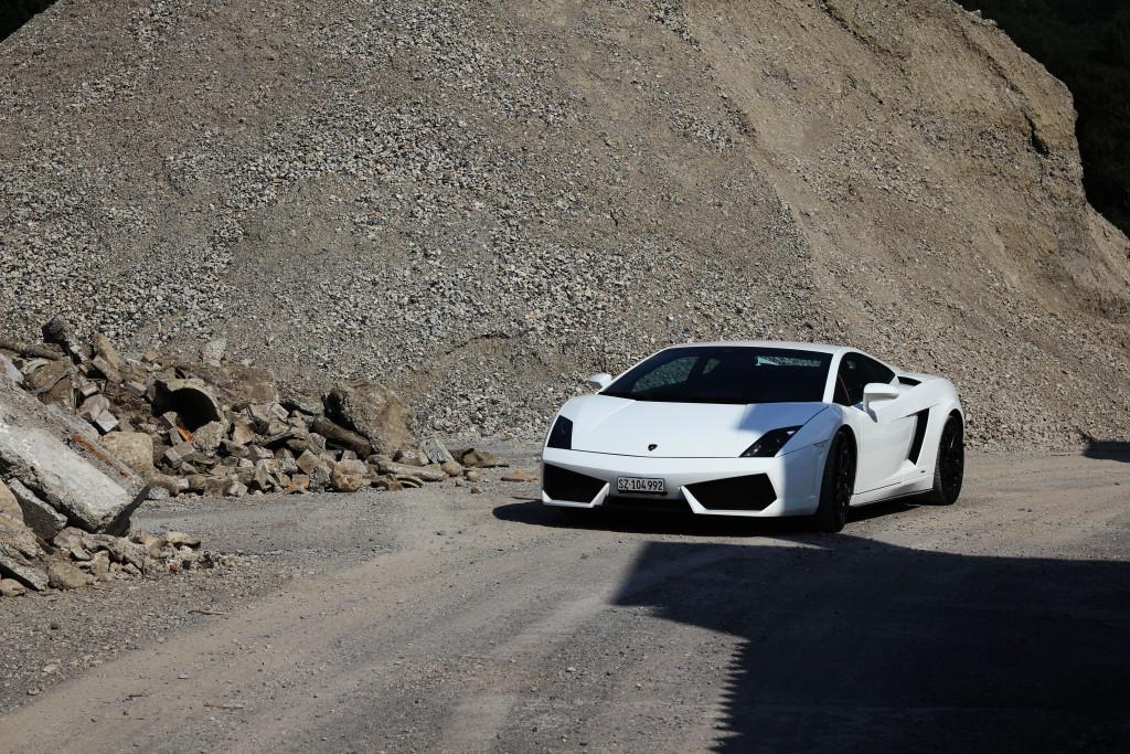 Lamborghini mieten Aargau