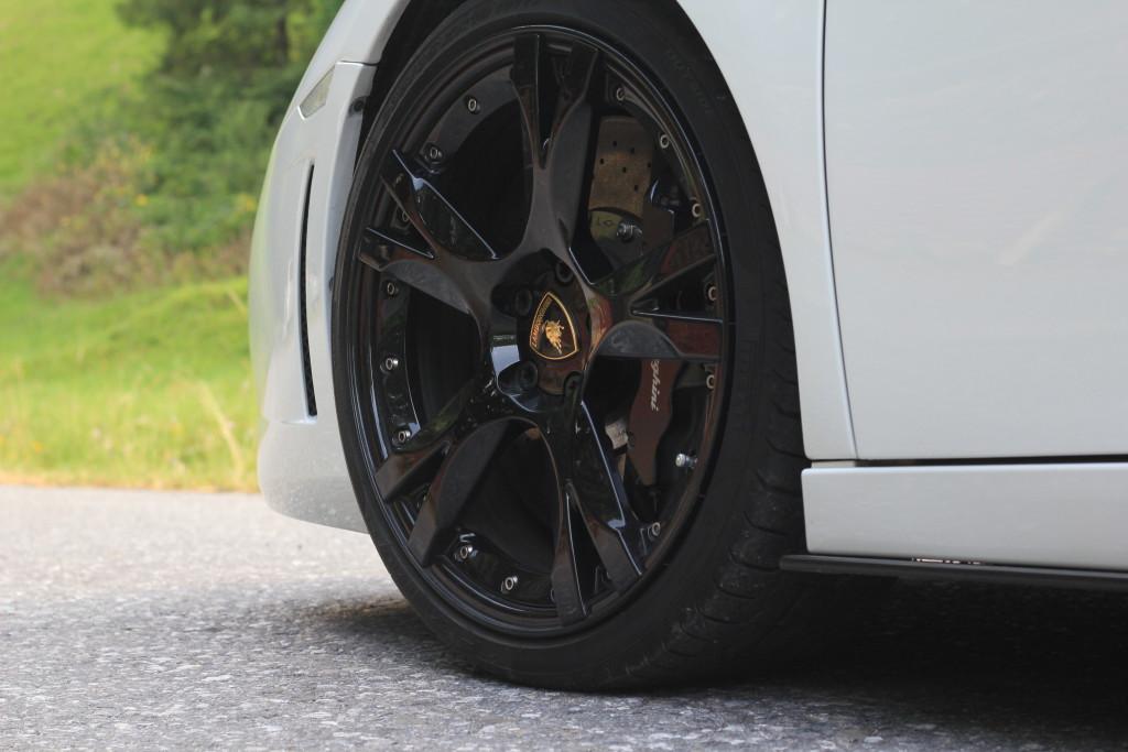 Lamborghini mieten Balzers