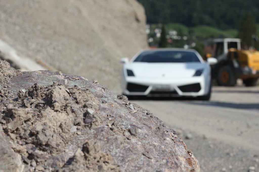Lamborghini mieten Dübendorf