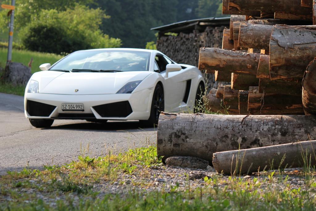 Lamborghini mieten Ebikon