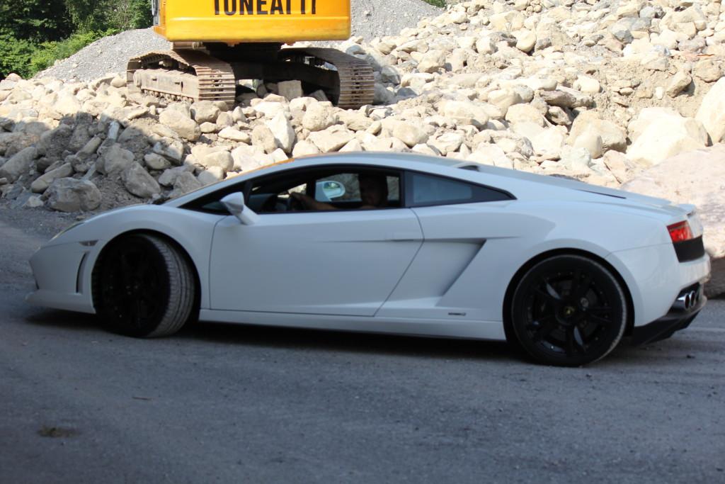 Lamborghini mieten Erlenbach