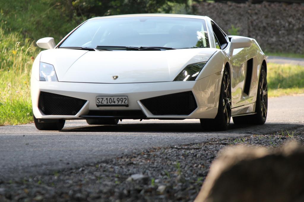 Lamborghini mieten Gossau