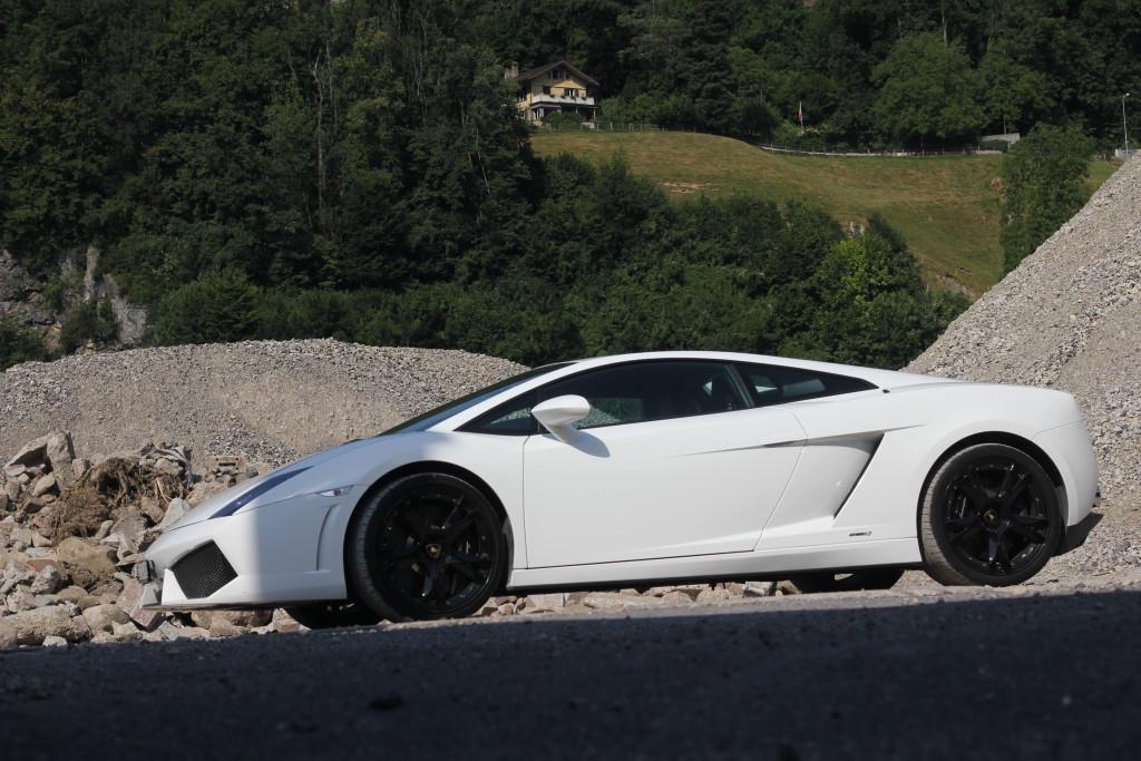 Lamborghini mieten Horgen