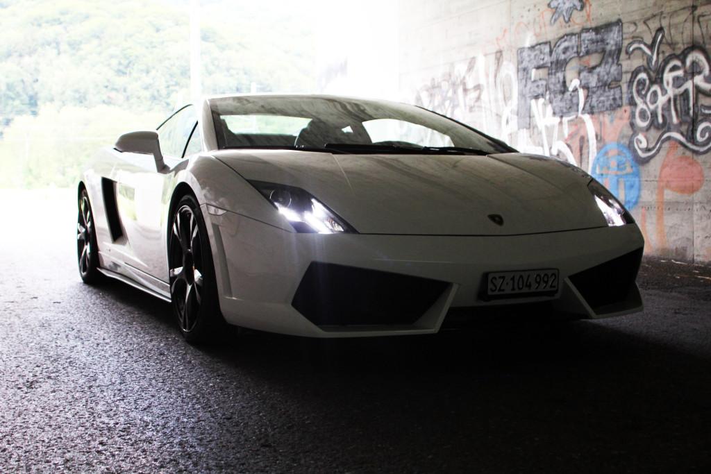 Lamborghini mieten Männedorf