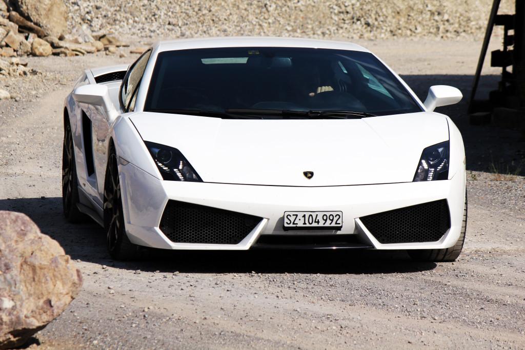 Lamborghini mieten Olten