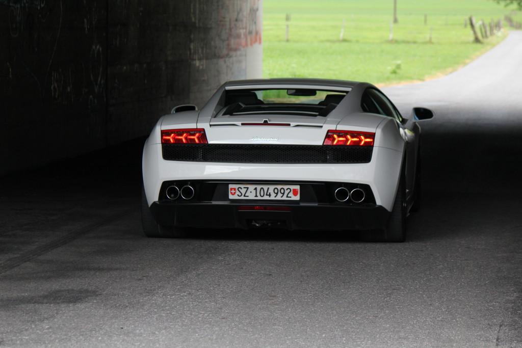 Lamborghini mieten Rüti