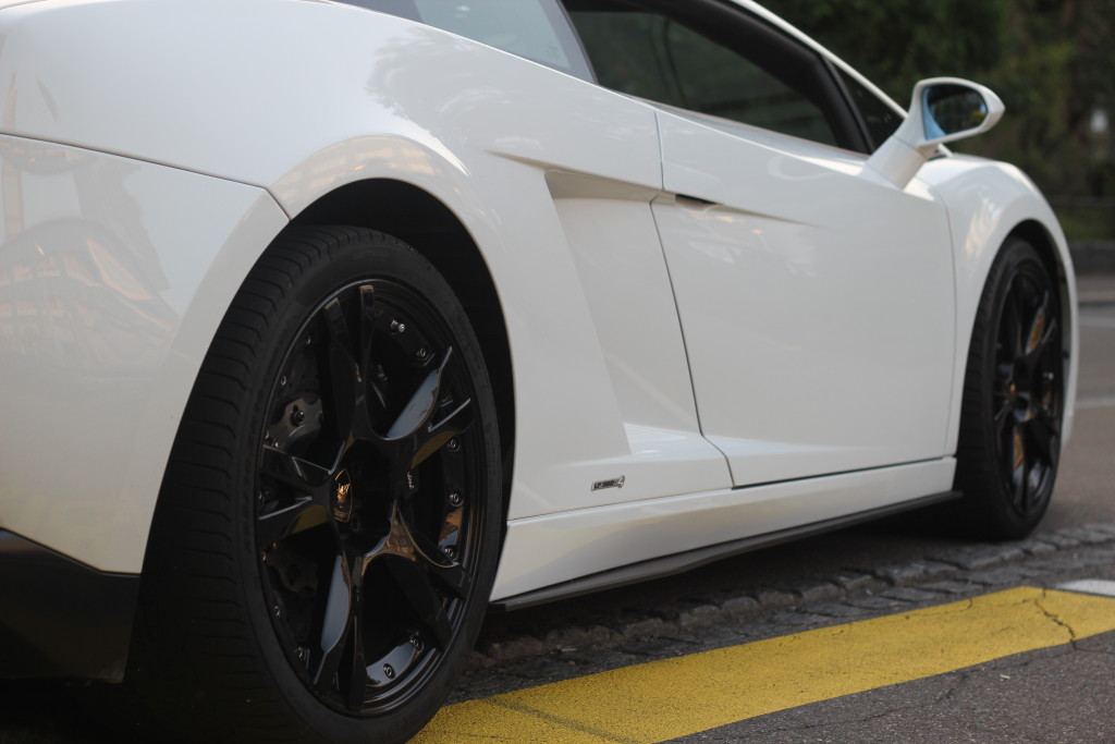 Lamborghini mieten Sachseln
