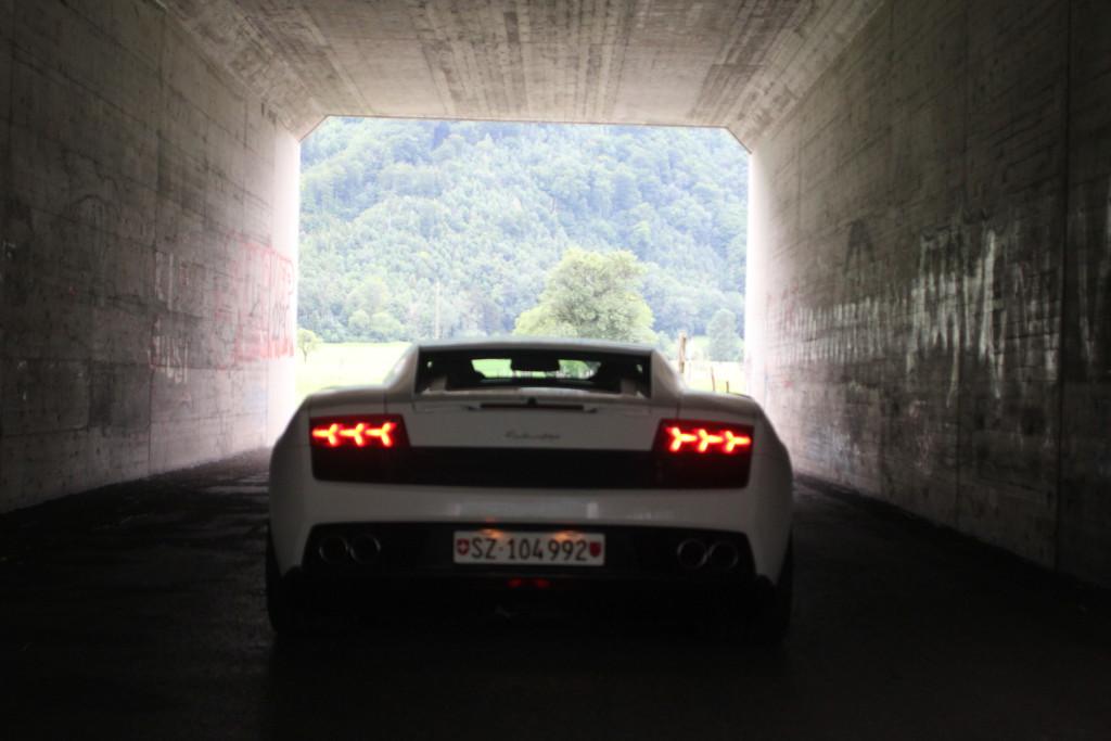 Lamborghini mieten Stäfa