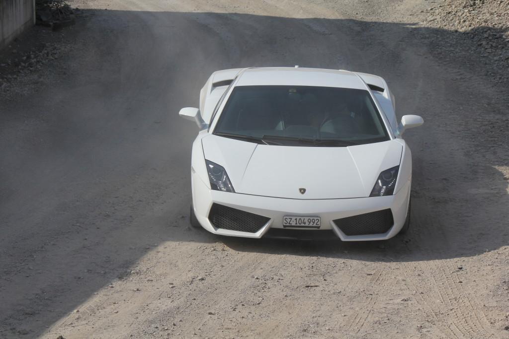 Lamborghini mieten Suhr
