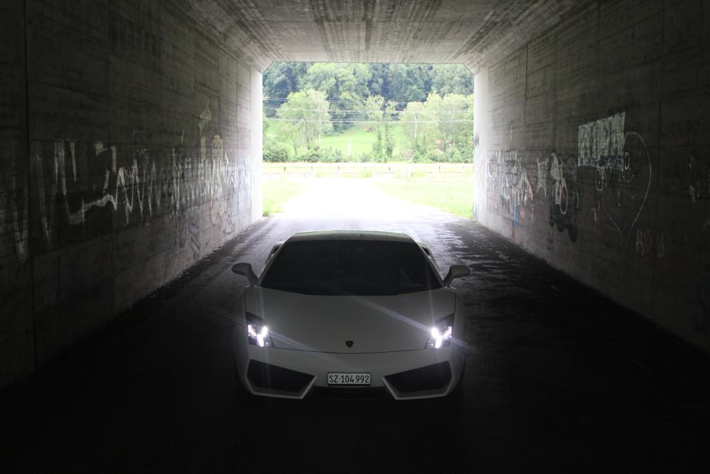 Lamborghini mieten Tuggen