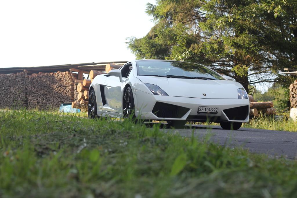 Lamborghini mieten Wil
