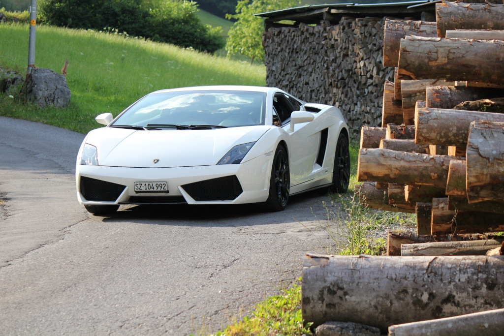 Lamborghini mieten Wohlen
