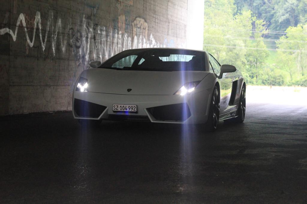 Lamborghini mieten in Zürich