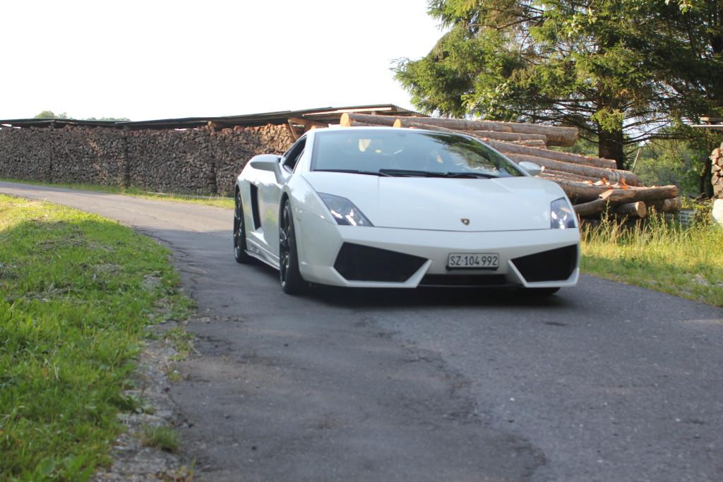 Lamborghini mieten Aadorf