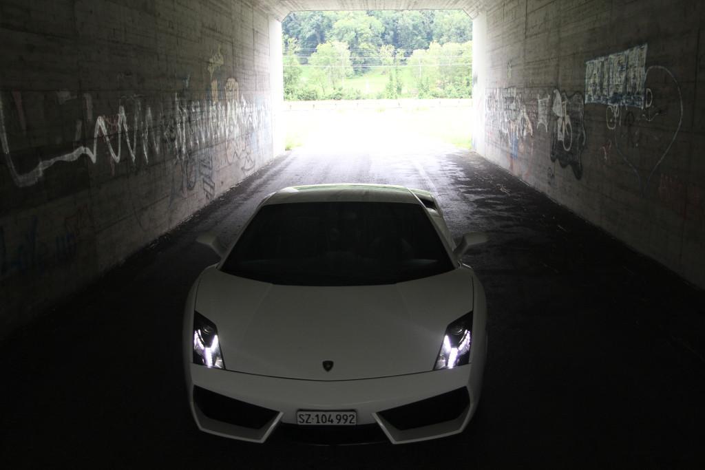 Lamborghini vermietung Dübendorf