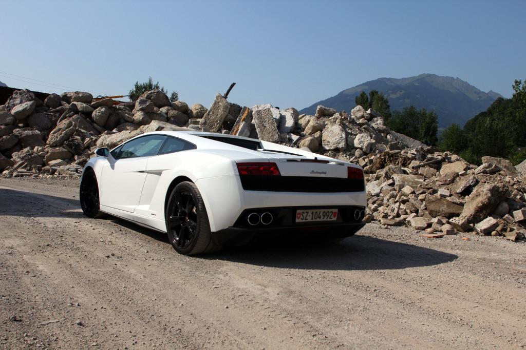 Lamborghini vermietung Küsnacht