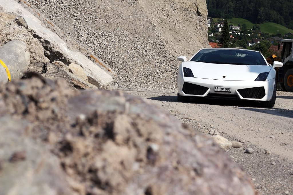 Lamborghini vermietung Meilen