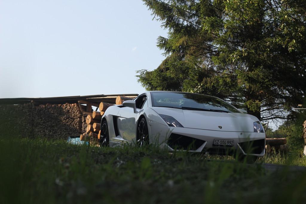 Lamborghini vermietung Schlieren