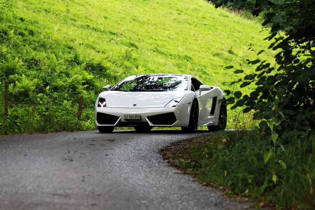 Lamborghini vermietung Stäfa