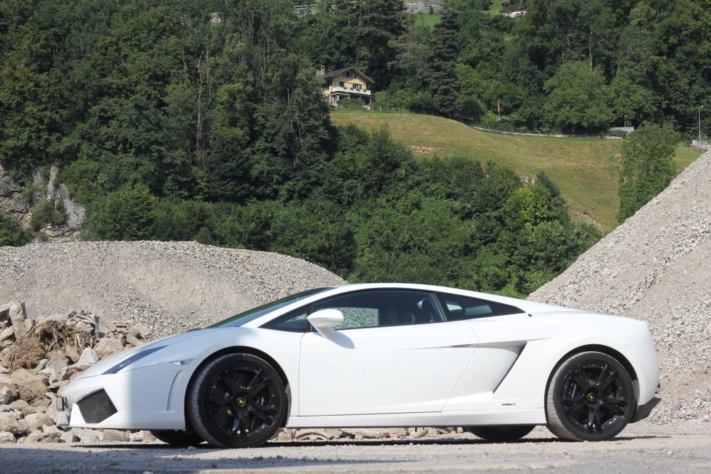 Lamborghini vermietung Wittnau